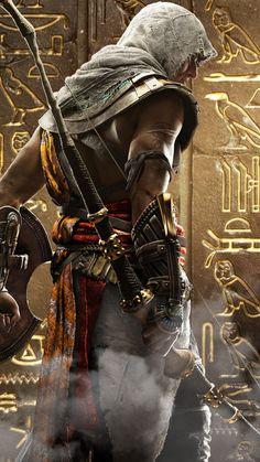 Картинки по запросу Assassin's Creed: Origins постеры