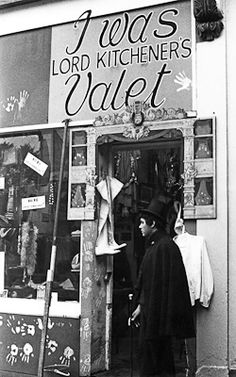 A Dandy In Aspic: I Was Lord Kitcheners Valet, icon 1960s London