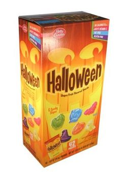 Halloween Candy at The Online Candy Shop. Halloween Candy is a great way to celebrate Halloween . Halloween Fruit, Fb Like, Candied Fruit, Fruit Snacks, Candy Shop, Button Crafts, Betty Crocker, Snack Recipes, Pouches