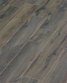 Porcelain Tile That Looks Like Wood? YES!  kitchen
