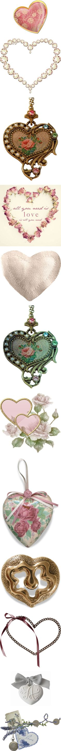"""""""Hearts Of All Kinds"""" by jewelsinthecrown ❤ liked on Polyvore"""