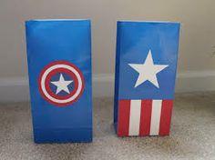 captain america party ideas - Buscar con Google