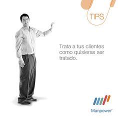 Tips Trato al Cliente -  Manpower Perú
