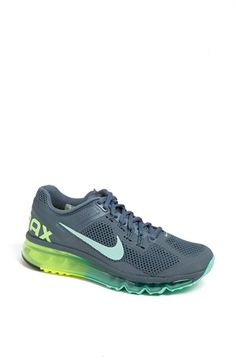 ff3716ac9 Nike  Air Max 2013  Running Shoe (Women) available at  Nordstrom Neon.