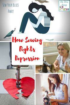 Sewing Fights Depression. jwt