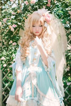 lolita ~ kawaii ~ pastel ~ sweet ~ fashion