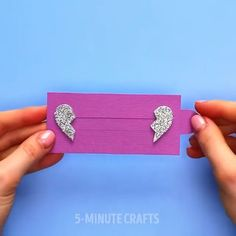 Super cute fun card crafts to make for the people you love this - Karten Basteln Diy Crafts Hacks, Diy Crafts For Gifts, Diy Home Crafts, Diy Arts And Crafts, Crafts To Make, Fun Crafts, Card Crafts, Paper Crafts Origami, Paper Crafts For Kids