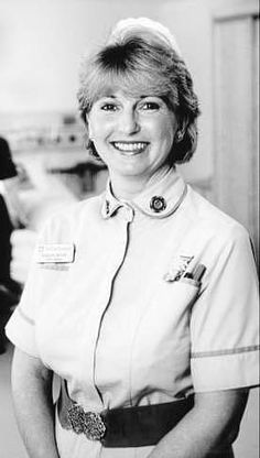 Nuffield Hospitals Nurse, UK 2003.