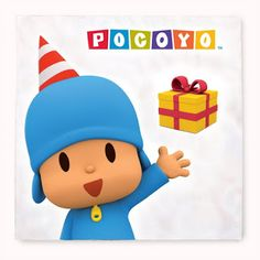 Pocoyo Party Supplies - Lunch Napkins Package includes lunch napkins to match your party theme. This is an officially licensed Pocoyo product. 3rd Birthday Parties, Birthday Party Favors, Girl Birthday, Birthday Ideas, Birthday Cake, Party Kit, Party Packs, Fun Party Themes, Party Ideas