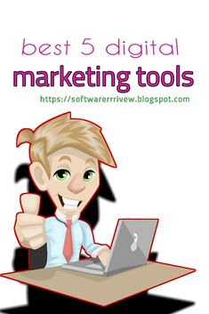 5 best software for digital marketing and youtubers, and blogger. #digitalmarketing #makemonyonline #content #youtuber Marketing Tools, Digital Marketing, Facebook Quizzes, Digital Magazine, Cloud Based, You Youtube, Viral Videos, Youtubers, Online Business