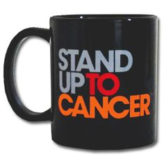 Stand Up To Cancer Coffee Mug