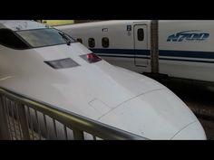 【Full HD車窓】東海道・山陽新幹線700系「のぞみ153号」東京~広島(2015年度版,60p対応) - YouTube