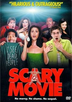 Scary Movie (1999) - Marlon Wayans DVD