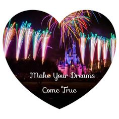 Make your dreams come true...