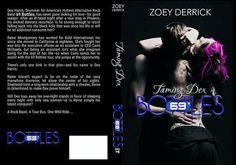 RELEASE BLITZ & TRAILER: Taming Dex (69 Bottles, #4) by Zoey Derrick - #RockstarAlert - iScream Books