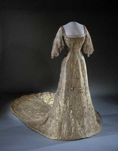 kjoler Dronning Maud