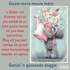 Good Morning Prayer, Morning Prayers, Good Morning Good Night, Good Morning Wishes, Morning Messages, Good Morning Quotes, Lekker Dag, Evening Greetings, Afrikaanse Quotes