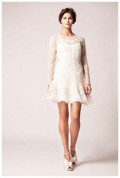 boho chic campanhas de moda | Vestidos de noiva Alice Temperley 2015
