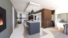 licht boven keukeneiland Dining Rooms, Kitchen Dining, Kitchens, The Originals, Architecture, Inspiration, Furniture, Home Decor, Arquitetura