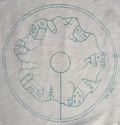 Pattern For Tree Skirt « Browse Patterns