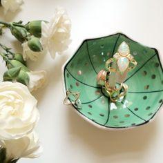 Cute & unique ring dish from Anthropologie - Cat Meffan Fine Jewellery