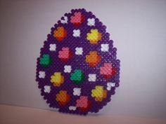 Easter egg hama perler by les-anges-geek