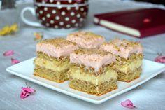 Prajitura Rosa | Miremirc Tiramisu, Cake Recipes, Cheesecake, Food And Drink, Yummy Food, Cooking, Ethnic Recipes, Desserts, Pies