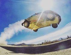 """Volando voy, volando vengo vengo...  @rallymexico #WRC #EsteEsMiRally"""