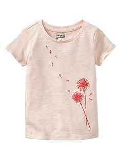 Embellished graphic T