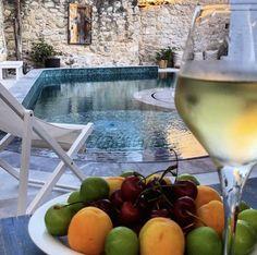 Cantaloupe, Alcoholic Drinks, Wine, Fruit, Food, Bon Appetit, Cookies, Recipes, Essen