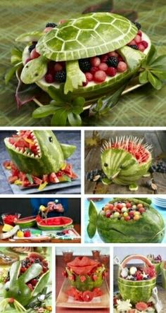 Food ideas #fruits