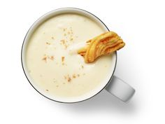 Cauliflower-Cheddar Soup recipe from Food Network Kitchen via Food Network
