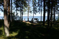 Einsamkeit mit Aussicht: In Estland, Lettland und Litauen finden Wohnmobil-Fans unfassbar idyllische Stellplätze. Wir stellen die schönsten vor.