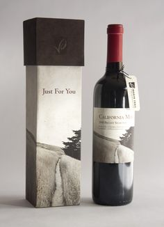 wine package design