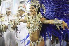 Aline Riscado - Acadêmicos do Tucuruvi   Conheça as musas do Carnaval 2016 de São Paulo