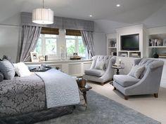 Romantic Master Bedroom Ideas | ... Master Bedroom » Marvelous Master Bedroom Designs by Candice Olson
