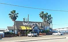 Snoopy's Pier - Iconic restaurant south of Corpus 13313 S Padre Island Dr Corpus Christie, TX  78418 361-949-8815