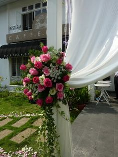 Colourful Bouquet  ~ By: Elegant Scent http://www.wedding.com.my/category-florist-and-decorations/7