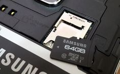 Galaxy Note 4 showing corrupted photos in microSD card other SD card issues