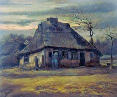 La Casita - Van Gogh