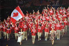 Olympics 2012, team Canada