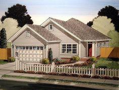 House Plan chp-49836 at COOLhouseplans.com