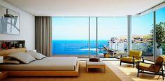 Good morning! :)  #relax #bedroom #ocean  www.martaczapla.pl