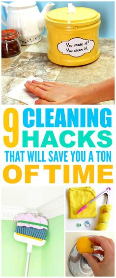 House Cleaning Tips And Tricks That Will Blow Your Mind - 14 brilliant cleaning hacks that will change the way you clean your home