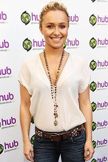 hayden panettiere outfits on Nashville - Google Search