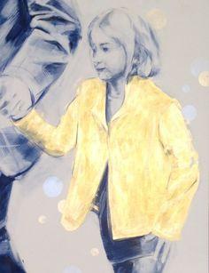 Prinsjesdag in Blauw en Goud : Wilma van der Meyden