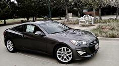 Hyundai Genesis Coupe 2014 Black