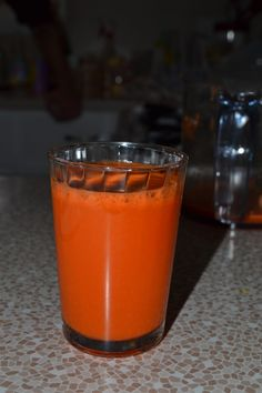 OrganiKeres: Super Orange Immunity Juice
