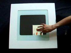Touchscreen Tabletop Menus CES 2012