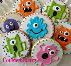 Little Monster cookies!